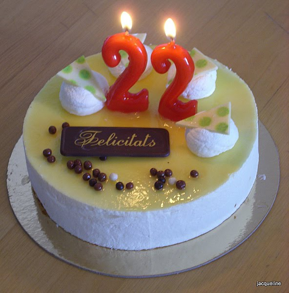 22nd Birthday Cake Designs: 22nd Birthday Cake Ideas