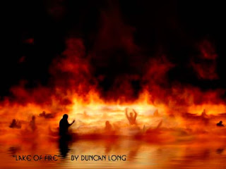 'Lake of Fire' by Duncan Long