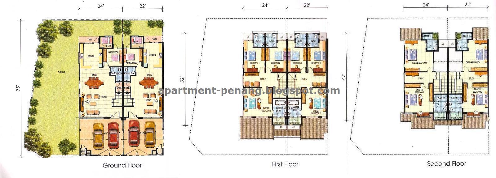 Southbay Residence | Apartment-Penang.com