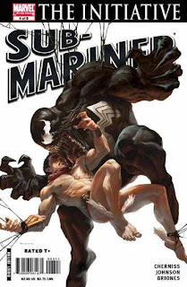 Sub-Mariner #4 - Comic of the Day