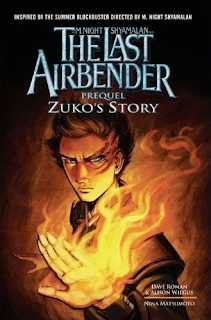 The Last Airbender Prequel: Zuko's Story - Comic of the Day