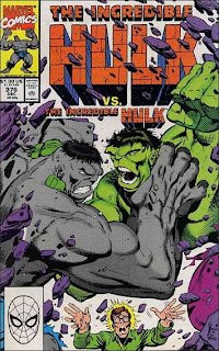 The Incredible Hulk #376 - Comic of the Day