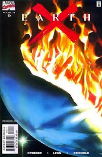 Earth X #0 - Comic of the Day