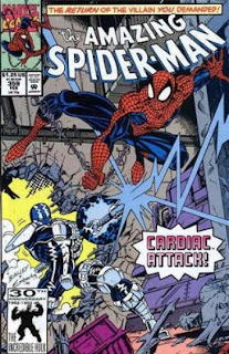 The Amazing Spider-Man #359 - Comic of the Day