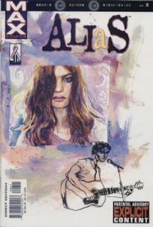 Alias #8 - Comic of the Day