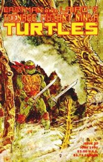 Teenage Mutant Ninja Turtles #37 - Comic of the Day