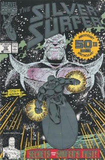 Silver Surfer #50 - Comic of the Day