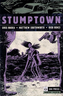 Stumptown #4 - Comic of the Day