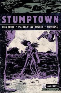 Stumptown #4 - Comic of the Day