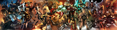 Avengers: Age of Heroes Poster - Comic of the Day