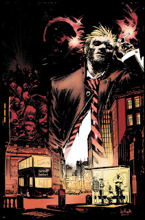 Hellblazer: City of Demons #1 - Comic of the Day