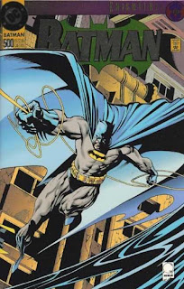 Batman #500 - Comic of the Day