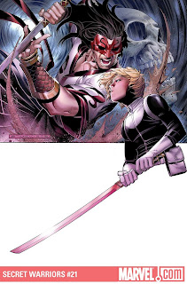 Secret Warriors #21 - Comic of the Day