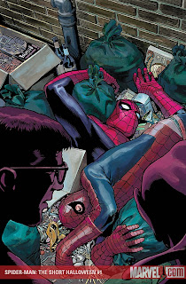 The Amazing Spider-Man: The Short Halloween - Comic of the Day