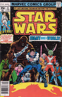 Star Wars #8 - Comic of the Day