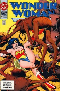 Wonder Woman #77 - Comic of the Day