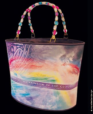 RAINBOW COVENANT PURSE