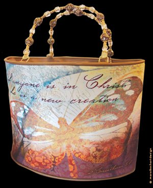 A NEW CREATION PURSE