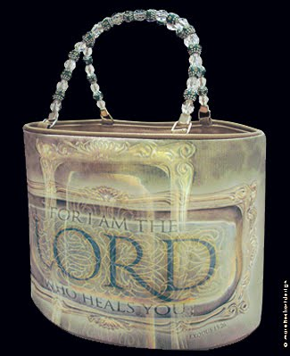 LORD WHO HEALS PURSE
