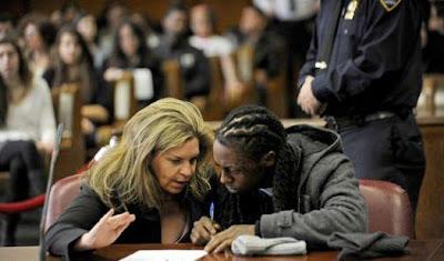 Lil Wayne Ganha Liberdade Condicional