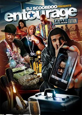 Capa do DVD Entourage