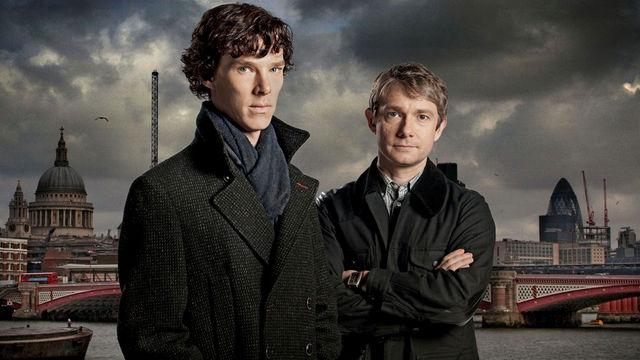 Sherlock Bbc-sherlock