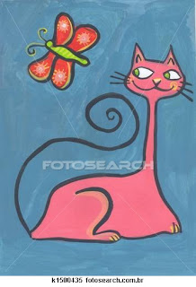 k1500435 789105 Gatos para vários fins (inclusive patchcolagem) para crianças