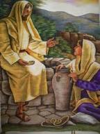 """""""Señor, dame de esa agua, para que nunca más tenga sed"""""""
