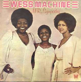 WESS MACHINE - mr.sympathy  / 1978