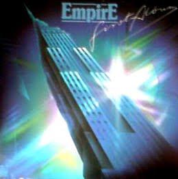 EMPIRE - first album LP 1981