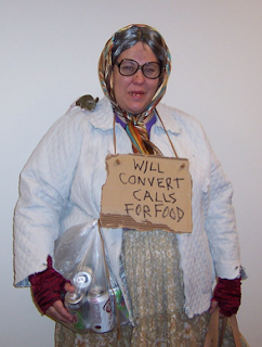 Bag lady costumes pictures