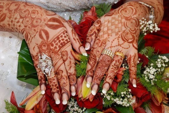 arabic mehndi 010 - Mehndi Of The Day 19th April 2012