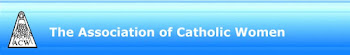 Association of Catholic Women