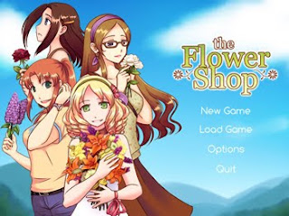 The Flower Shop girls