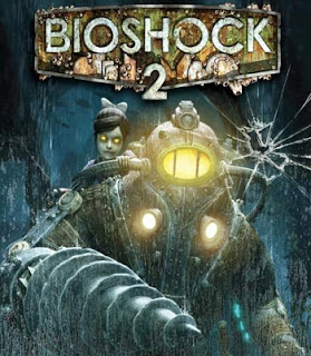 Official BioShock 2 strategy guide cover