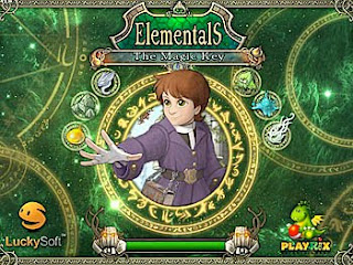 Elementals: The Magic Key video game