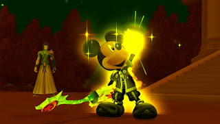 Kingdom Hearts Birth by Sleep video game