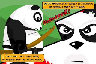 PandaMania: Legend of the Fu Manchu