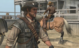 Red Dead Redemption official HD video game trailer Life in the West PS3