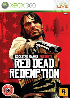 red dead redemption xbox 360 box artwork