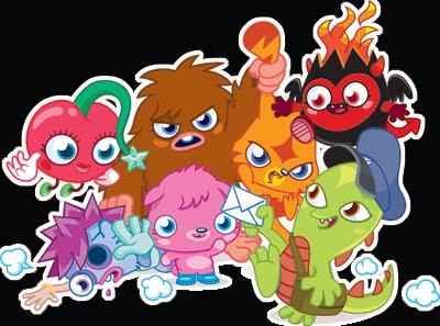 Moshi Monster Coloring Pages On Monsters Video Game Passes 15 Million Players Great Try