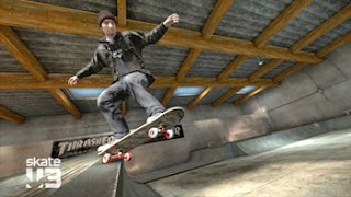 Skate 3 video game demo now on Xbox ps3