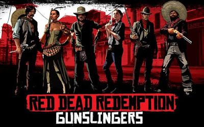 Red Dead Redemption gunslingers facebook video game