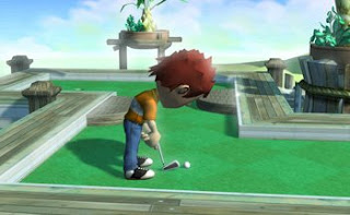 crazy golf nintendo wii