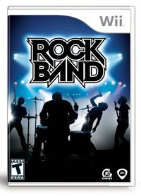 rock band nintendo wii