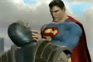 mortal kombat dc univers superman