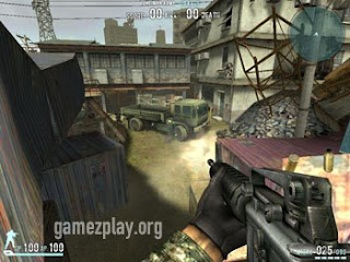 combat arms video game