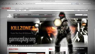 killzone 2 webgame command centre