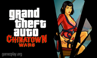 GTA chinatown iphone chinese girl with low cut top and knife attached to her leg wearing a short red drape