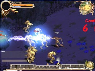 Karcass Online video game MMORPG